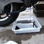 整備方法:エンジンオイル交換