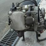 エンジン下ろし&タペット調整その2:エンジン下ろし完了まで