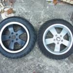 タイヤサイズアップインプレッション